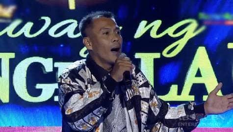 TNT 4: Luisito Atendido sings Ngayon At Kailanman | Round 1 Image Thumbnail