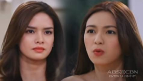 WATCH: Ang mainit na salpukan nina Janine at Doris sa Two Wives