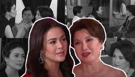 7 intense clashes of Margaret and Emily in Walang Hanggan  Image Thumbnail