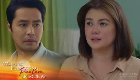 Walang Hanggang Paalam: Celine, labis ang pasasalamat kay Anton | Episode 3 Image Thumbnail