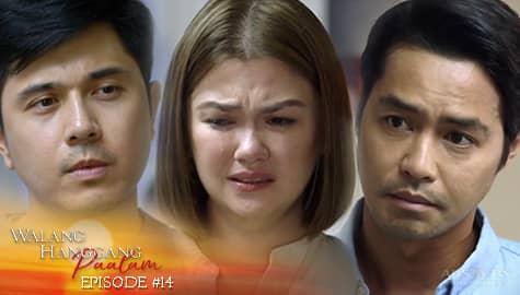 Walang Hanggang Paalam: Anton, nakipag-ayos kay Emman sa harap ni Celine | Episode 14 Image Thumbnail