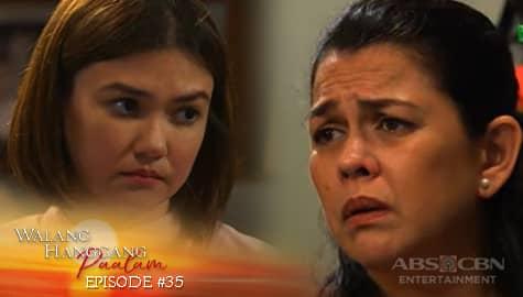 Walang Hanggang Paalam: Linda, humingi ng tawad sa kanyang pagkukulang kay Celine   Episode 35 Image Thumbnail