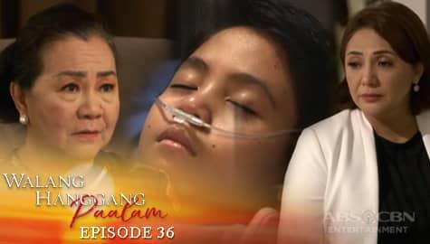 Walang Hanggang Paalam: Cely, pinalakas ang loob ni Amelia para kay Lester | Episode 36 Image Thumbnail
