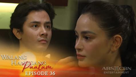 Walang Hanggang Paalam: Sam, humingi ng tawad sa nangyari kay Caloy | Episode 36 Image Thumbnail