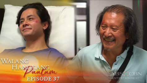 Walang Hanggang Paalam: Nick, tinukso si Caloy kay Sam | Episode 37 Image Thumbnail
