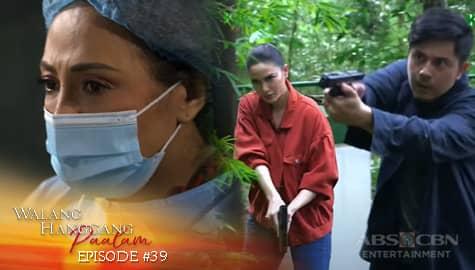 Walang Hanggang Paalam: Emman at Sam, napahinto ang operasyon nila Amelia | Episode 39 Image Thumbnail