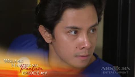 Walang Hanggang Paalam: Caloy, gumawa ng paraan para makatakas sa ospital | Episode 40 Image Thumbnail
