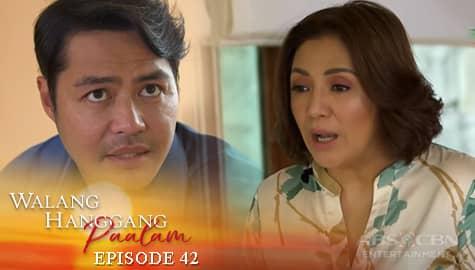 Anton, isinumbat ang kanyang sakripisyo kay Amelia | Episode 42 Thumbnail