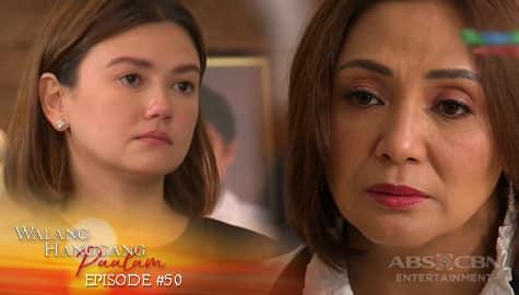 Walang Hanggang Paalam: Celine, idiniin ang hustisya sa Pamilya Hernandez   Episode 50 Image Thumbnail