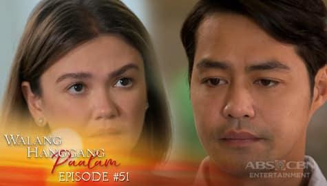 Walang Hanggang Paalam: Anton, kinabahan sa mga tanong ni Celine   Episode 51 Image Thumbnail
