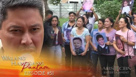 Walang Hanggang Paalam: Leo, ipinangako ang hustisya sa mga biktima ng sindikato | Episode 51 Image Thumbnail