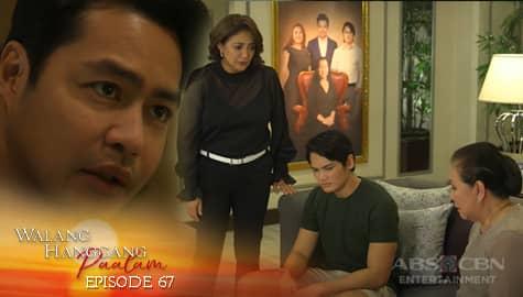 Walang Hanggang Paalam: Anton, ipinaalala sa Ina ang kanilang plano kay Arnold | Episode 67 Image Thumbnail