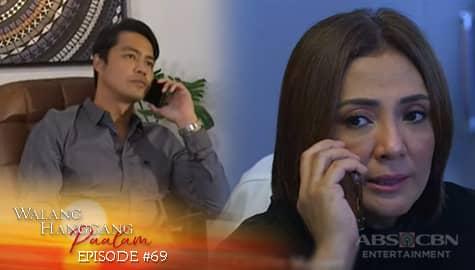 Walang Hanggang Paalam: Amelia, binalaan si Anton sa suspetsa nina Celine at Emman | Episode 69 Image Thumbnail
