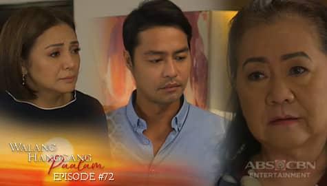 Walang Hanggang Paalam: Cely, handa isakripisyo ang kanyang buhay para kina Amelia at Anton | Episode 72 Image Thumbnail