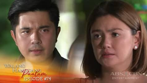 Walang Hanggang Paalam: Emman, napansin wala na ang sing-sing ni Celine | Episode 74 Image Thumbnail