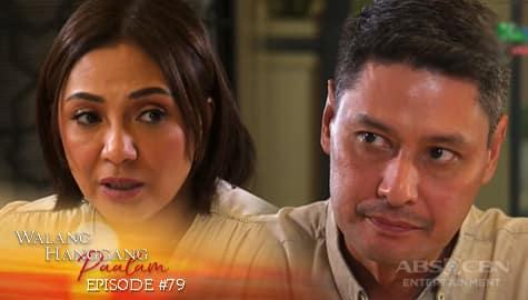 Walang Hanggang Paalam: Amelia, siniguro ang kaligtasan ni Leo | Episode 79 Image Thumbnail