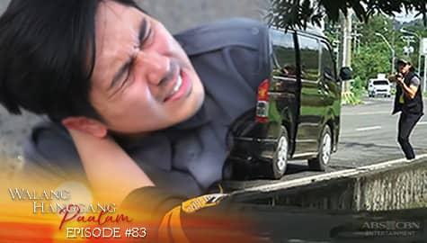 Walang Hanggang Paalam: Emman, nabigo na mahuli ang suspek sa pagbaril kay Cely | Episode 83 Image Thumbnail