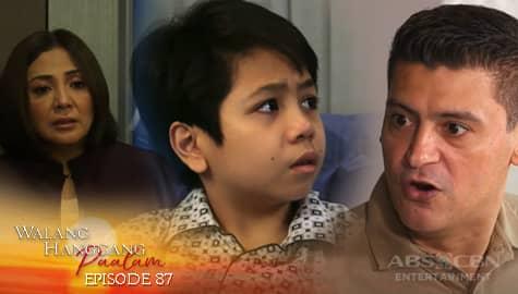 Walang Hanggang Paalam: Nestor, binantaan si Amelia tungkol kay Lester | Episode 87 Image Thumbnail