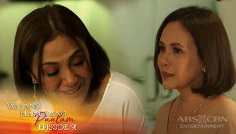 Walang Hanggang Paalam: Amelia, natuwa sa plano ni Clarissa para kay Lester | Episode 91 Image Thumbnail