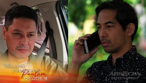 Walang Hanggang Paalam: Leo, nagawan ng paraan ang video ni Cely | Episode 91 Image Thumbnail