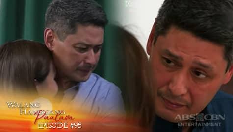 Walang Hanggang Paalam: Leo, naalala ang nangyari sa kanilang anak ni Clarissa | Episode 95 Image Thumbnail