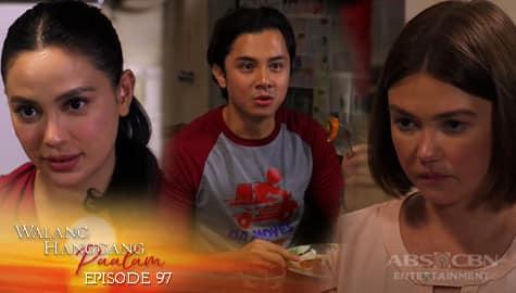 Walang Hanggang Paalam: Caloy, hiniritan ang ulam nina Celine at Sam | Episode 97 Image Thumbnail