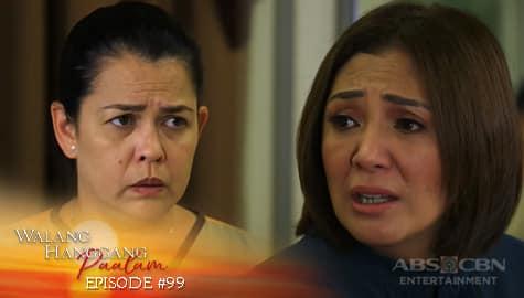 Walang Hanggang Paalam: Amelia, naglabas ng sama ng loob kay Linda tungkol kay Emman | Episode 99 Image Thumbnail
