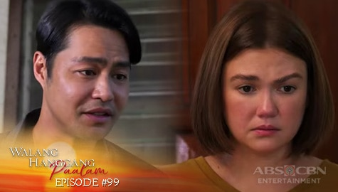 Walang Hanggang Paalam: Celine, nagdalawang-isip sa pagpapakasal kay Anton | Episode 99 Image Thumbnail