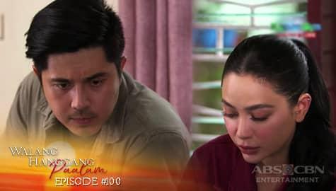 Walang Hanggang Paalam: Emman, ipinatuloy ang imbestigasyon sa abogado ni Cely | Episode 100 Image Thumbnail