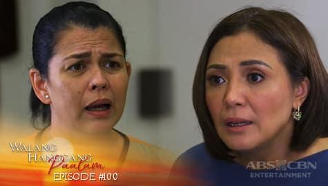 Walang Hanggang Paalam: Linda, sinabihan si Amelia tungkol kay Lester | Episode 100 Image Thumbnail