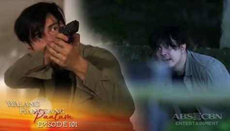 Walang Hanggang Paalam: Sam at Caloy, di napigilan ang pagsugod ni Emman | Episode 101 Image Thumbnail
