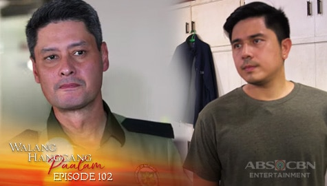 Walang Hanggang Paalam: Leo, muling inalam ang kilos ni Emman | Episode 102 Image Thumbnail