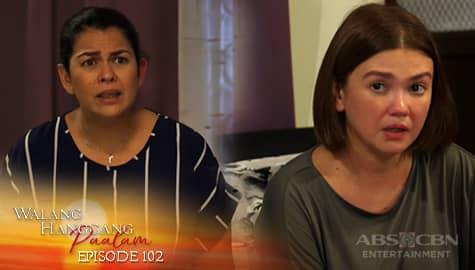 Walang Hanggang Paalam: Linda, sinubukan pigilan ang kasal ni Celine | Episode 102 Image Thumbnail