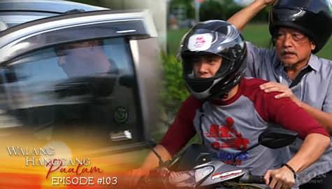 Walang Hanggang Paalam: Caloy at Nick, sinundan ang pag-alis ni Leo | Episode 103 Image Thumbnail