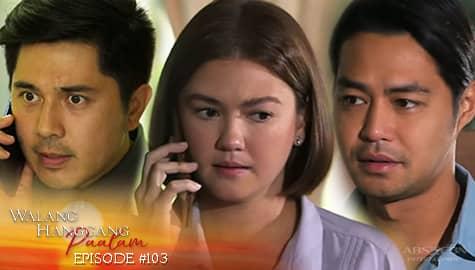 Walang Hanggang Paalam: Celine, ipinarinig kay Anton ang kaniyang galit kay Emman | Episode 103 Image Thumbnail