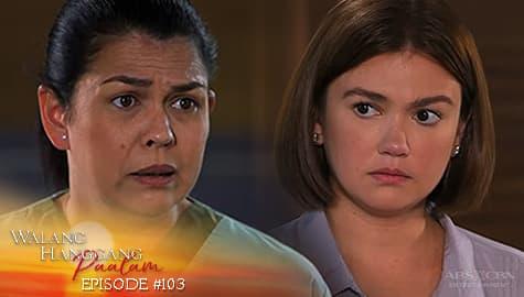 Walang Hanggang Paalam: Linda, binalaan si Celine sa kayang gawin nina Amelia at Anton | Episode 103 Image Thumbnail