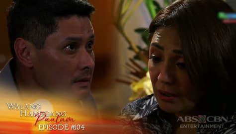 Walang Hanggang Paalam: Amelia, ipinaliwanag ang kanilang sitwasyon kay Leo | Episode 104 Image Thumbnail