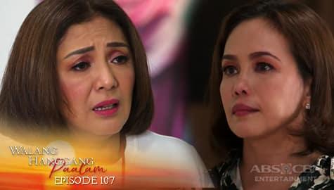 Walang Hanggang Paalam: Clarissa, nagsimula na maghinala kay Amelia | Episode 107 Image Thumbnail
