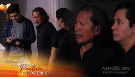 Walang Hanggang Paalam: Tatay Nick, nakakakuha ng ebidensya sa kotse ni Anton | Episode 110 Image Thumbnail