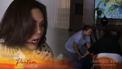 Walang Hanggang Paalam: Lester, naaksidente sa gitna ng away nina Amelia at Clarissa | Episode 111 Image Thumbnail