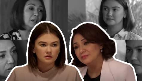 5 confrontation scenes of Celine and Amelia in Walang Hanggang Paalam Image Thumbnail