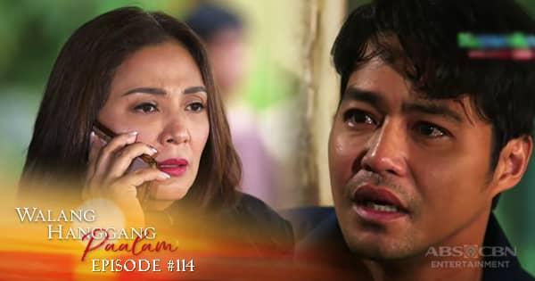 Walang Hanggang Paalam: Amelia, nagtaka sa biglang pagkawala ni Anton | Episode 114