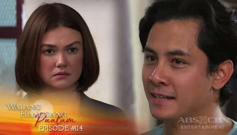 Walang Hanggang Paalam: Caloy, kinompronta si Celine tungkol kay Anton | Episode 114 Image Thumbnail