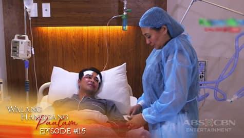 Walang Hanggang Paalam: Amelia, ipinaalam ang kalagayan ng puso ni Anton | Episode 115 Image Thumbnail