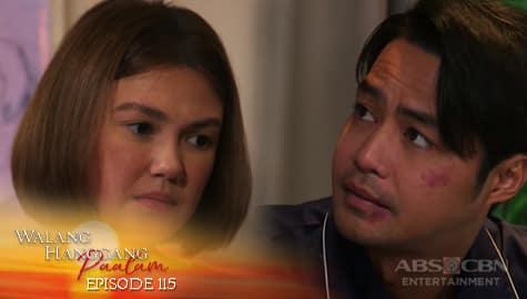 Walang Hanggang Paalam: Anton, itutuloy pa rin ang kasal kay Celine | Episode 117 Image Thumbnail