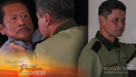 Walang Hanggang Paalam: Tatay Nick, isinagawa ang plano laban kay Leo | Episode 117 Image Thumbnail