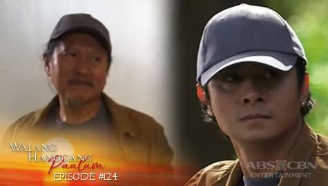 Walang Hanggang Paalam: Caloy at Nick, nailigaw ang paghahabol kay Emman | Episode 124 Image Thumbnail