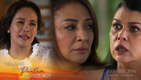Walang Hanggang Paalam: Clarissa, natuwa sa pagsampal ni Linda kay Amelia | Episode 125 Image Thumbnail