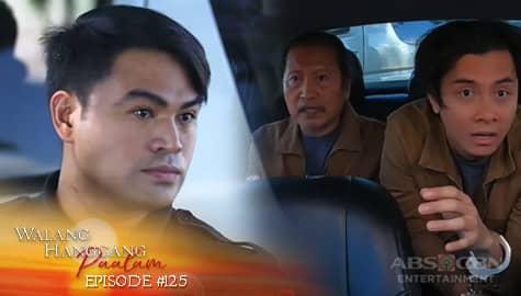 Walang Hanggang Paalam: Caloy at Tatay Nick, nabuhayan ng loob nang makita si Marcelo | Episode 125 Image Thumbnail