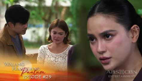 Walang Hanggang Paalam: Emman, ibinilin si Celine kay Sam | Episode 129 Image Thumbnail